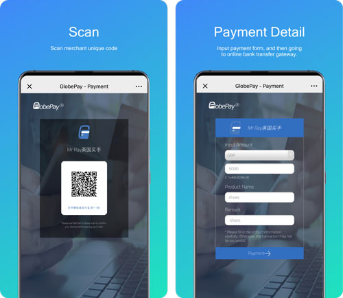 , Payment Service New, Globepay Limited | Alipay | WeChatpay, Globepay Limited | Alipay | WeChatpay